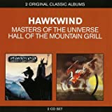 Hawkwind Classic Albums - Masters of the Universe / Hall of the Mountain Grill