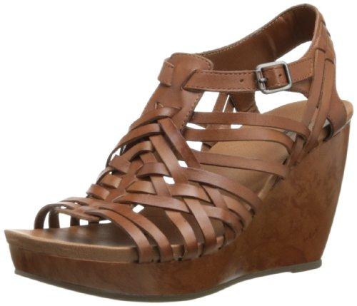 Dr. Scholl'S Women'S Maeve Wedge Sandal,Tan,9.5 M Us