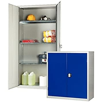 Standard Cupboard (1 Shelf, Blue)
