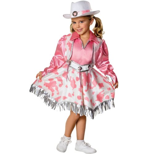 Western Diva Child Costume Size Medium front-1071237