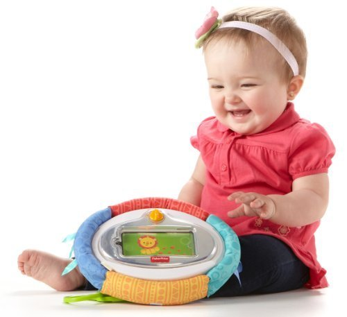 Fisher-Price 3-In-1 Apptivity Entertainer Gift, Baby, Newborn, Child