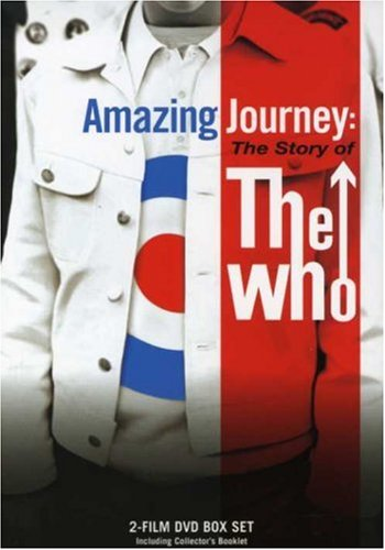 Cover art for  Amazing Journey: The Story of the Who