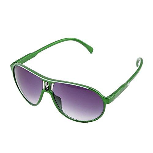 Verde Elegante Cool Bambino Bambini UV400occhiali da sole Shades-Occhiali