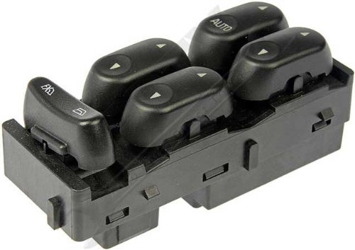 Apdty 012425 master power window switch front left 4 door for 2002 explorer window switch