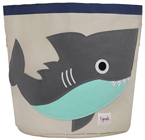 3-sprouts-Aufbewahrungskorb-Hai
