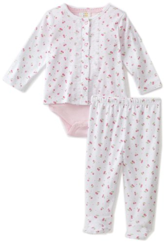 51b180b0fd07 ABSORBA Baby-Girls Newborn 3 Piece Cherry Print « Shopping Cart Demo ...