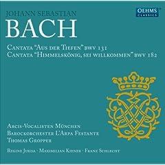 Aus der Tiefen rufe ich, Herr, zu dir, BWV 131: Aria: Meine Seele wartet auf den Herrn (Tenor) - Chorale: Und weil ich denn in meinem Sinn (Chorus Altos)