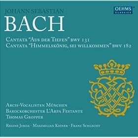 Aus der Tiefen rufe ich, Herr, zu dir, BWV 131: Sinfonia - Aus der Tiefen rufe ich, Herr, zu dir (Chorus)