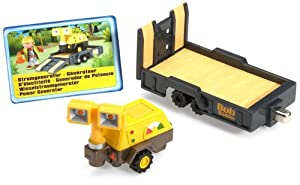 Bob the Builder - Vehicle - Die Cast Power Generator with Work Lights
