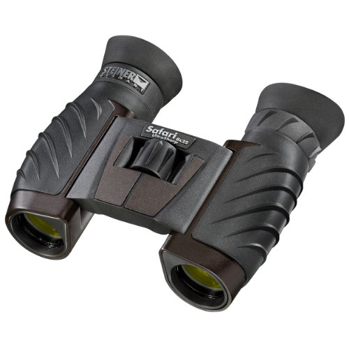 STEINER (Steiner) binoculars Safari ultra sharp 8 × 22 4457 [Japan regular Edition]