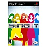 Amazing PlayStation 2 Disney: Sing It