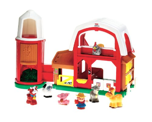 Animal Kids Best Deals Fisher Price Little People Animal Sounds Farm Buy Cheap On Black Friday