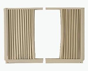 Frigidaire 5304475241 Air Conditioner Window Side Curtain
