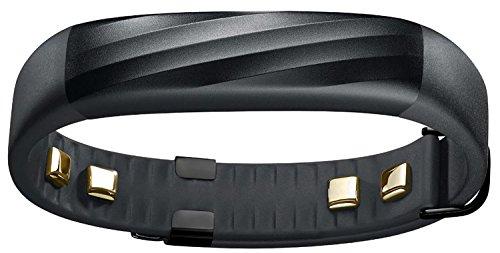 【日本正規代理店品】Jawbone UP3 ワイヤレス活動量計リストバンド 睡眠計 心拍計 ブラックツイスト JL04-0303ABD-JP