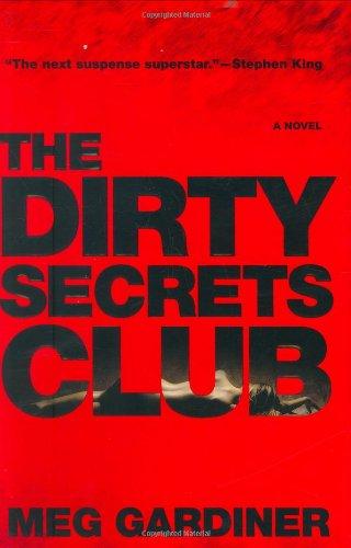 Image of The Dirty Secrets Club (Jo Beckett)