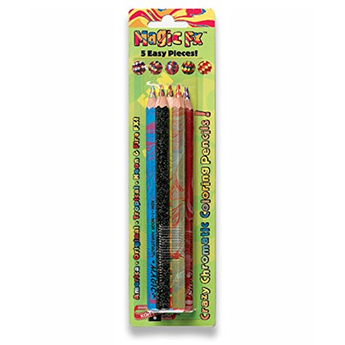 Koh-I-Noor Magic FX Pencil pack of 5
