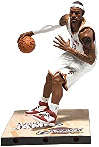 McFarlane Toys NBA Series 26 Lebron James Action Figure