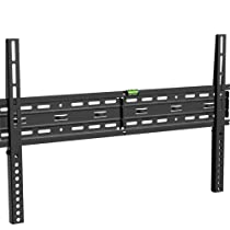 "OLLO UltraFlat®-L: 37-55"" Low Profile TV Wall Mount Bracket, Cable Management System, Auto-lock Safety Arms, Quick Release Cord, Baked Enamel Finish, LED, LCD, Plasma"