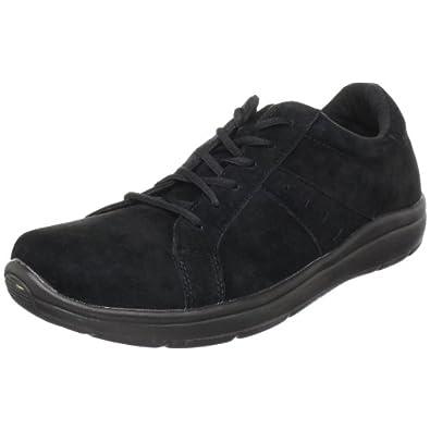 Propet Men's M3204B Nollie Sneaker,Black,8 3E US