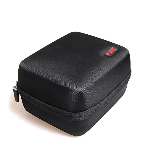 Hard EVA Protective Travel Case Carrying Bag for LifeLine AAA 300 PSI 12 Volt DC Air Compressor by Hermitshell (Cartman 12v Car Battery compare prices)