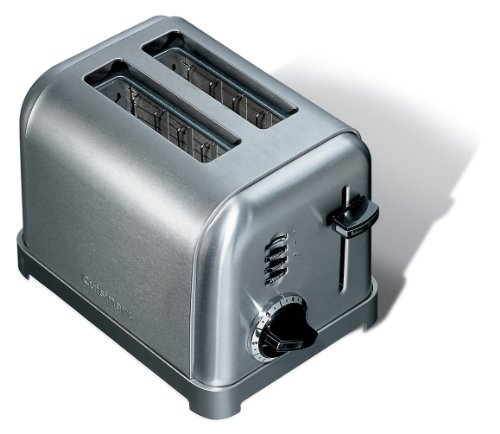 Oncom gorenk cuisinart cpt160e 2 schlitz toaster american style - Grille pain cuisinart cpt160e ...
