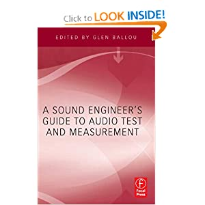 A Sound Engineers Guide to Audio Test and Measurement eBook