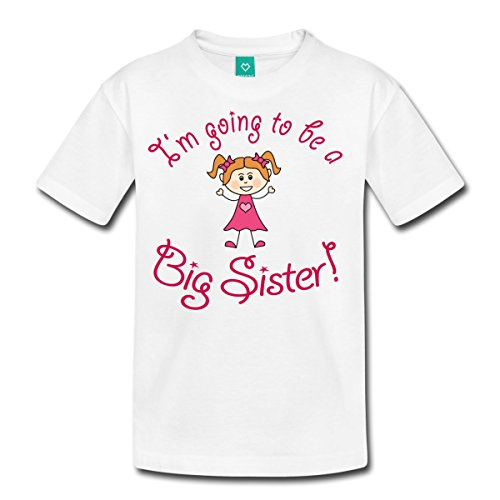 Big Sister To Be Shirts front-809342