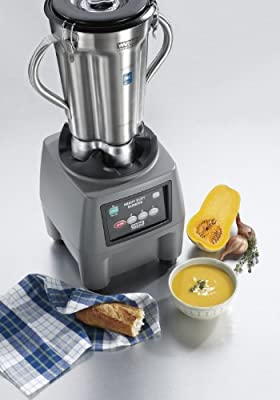 Waring Commercial CB15V 3-Speed Food Blender with Electronic Keypad, 1-Gallon from Waring Commercial Inc. (Kitchen)
