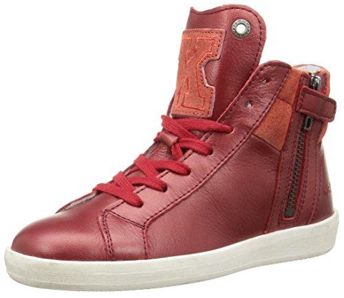 Kickers  Hatila,  Sneaker ragazza Rosso rosso 34