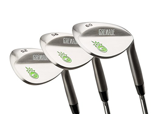 BombTech Grenade 52, 56, and 60 Wedges - Package