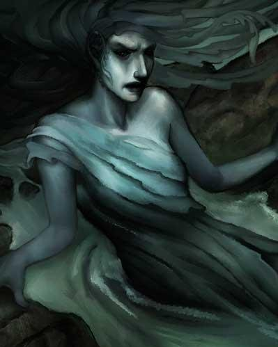 Descent Road to Legend Miniatures: Siren