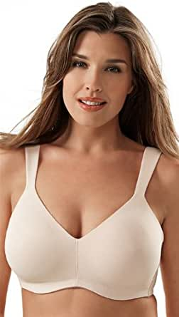 Leading Lady Molded Lined Soft Cup Bra (5055) 40C/White