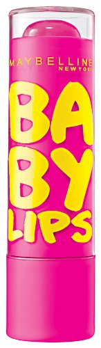 Maybelline York Baby Lips Moisturizing Lip Balm, 0.15 Ounce