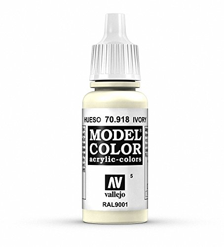 Vallejo Ivory Paint, 17ml