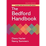 The Bedford Handbook with 2009 MLA and 2010 APA Updates, Eighth Edition ~ Diana Hacker