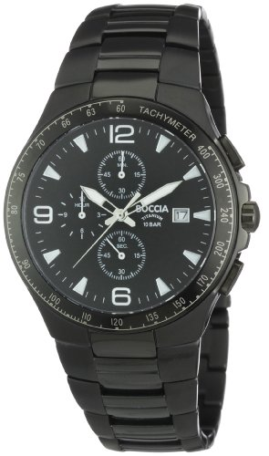 Boccia Men's Titanium Bracelet Watch B3773-03