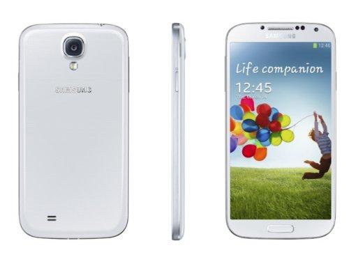 海外版SIMフリーSamsung サムスン Galaxy S4 mini i9195 8GB 4G LTE版 [並行輸入品] (ホワイト)