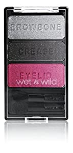 Wet n Wild Color Icon Eye Shadow Trio Spoiled Bra 4 g
