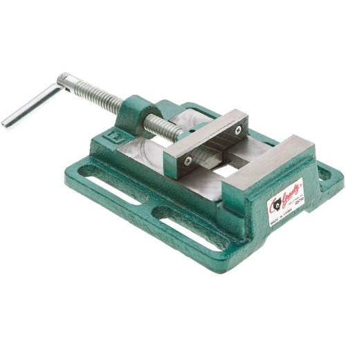 Grizzly G5750 Drill Press Vise, 3-Inch