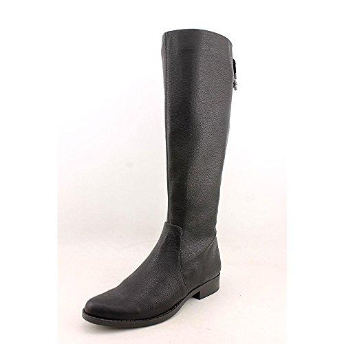 Calvin Klein Taylin Tumbled Womens Size 8.5 Black Leather