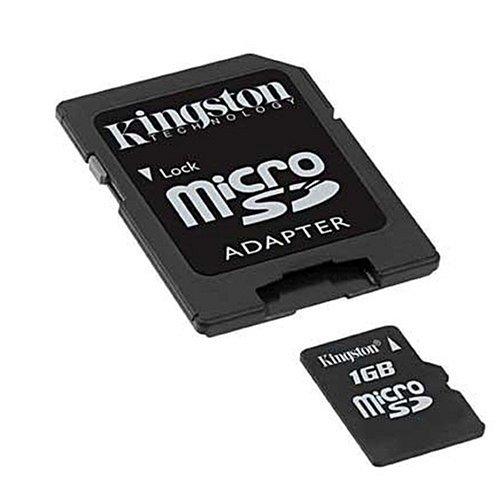 1GB KINGSTON MICROSD MEMORY CARD