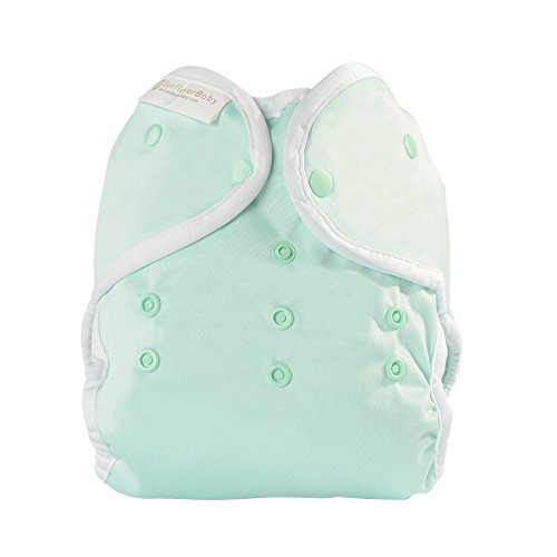 Sunflowerbaby Yellow Diaper Cover Fit Babies 8-35Lbs, Blue