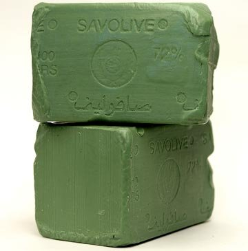 Tunisia Soap - Olive Oil Soap from Tunisia-lightly scented