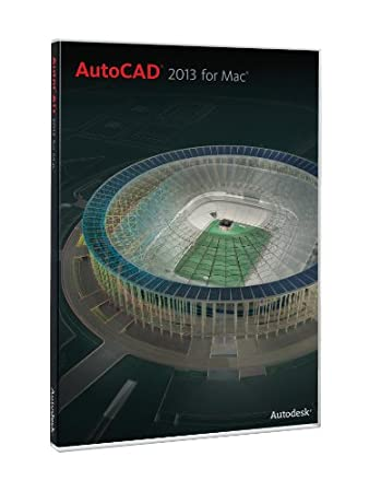 AutoCAD 2013 for Mac -- Includes a 1 year Autodesk Subscription