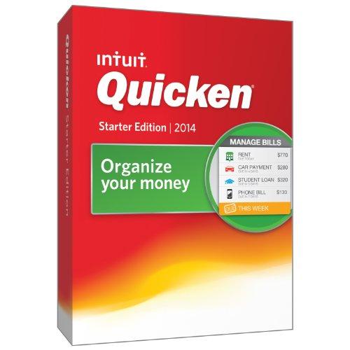 Quicken 2014 Starter Edition