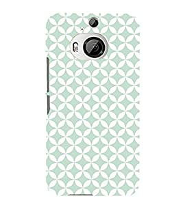 Spanish Green 3D Hard Polycarbonate Designer Back Case Cover for HTC One M9+ :: HTC One M9 Plus