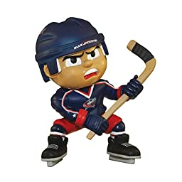 Party Animal Columbus Blue Jackets Lil Series 2 Teammates Slapper Toy Figurine