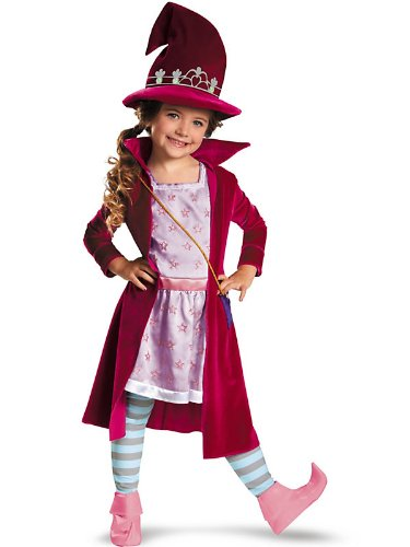 Evie Deluxe Mike the Knight Kids Costume