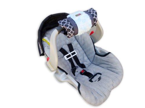 Padalily The Original Car Seat Handle Cushion, Little Boy Blue
