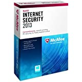 McAfee Internet Security 2013 for up to 5 PCs